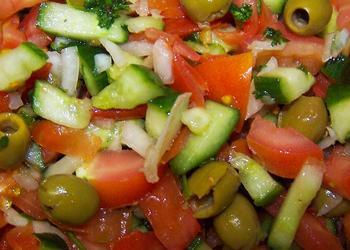 Griech. Bauernsalat