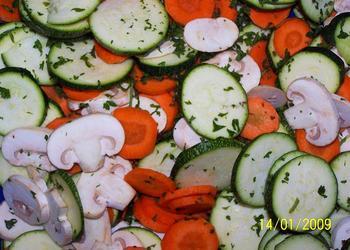 Franz. Gemüsepfanne
