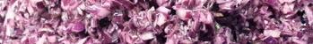 Rotkohlsalat geraspelt