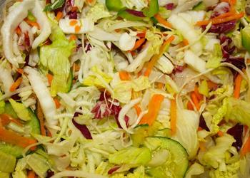 Bunte Salatmischung I