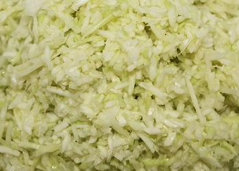BIO Weißkohlsalat