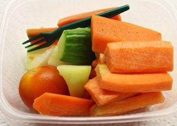 Fingerf.Gemüse (m.Tom)